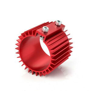 Billet Aluminum Oil Filter Cooler Heat Sink Cover Cap For Bmw M20 Engine Red