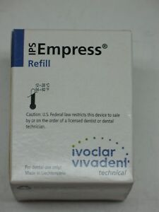 ivoclar Ips Empress Impulse Transparent Clear Dental Porcelain Ceramic 20 Gr