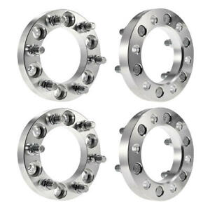 4pcs Vehicle Wheel Spacers 6x5 5 14x1 5 6 Lug For Chevy Suburban Gmc Cadillac