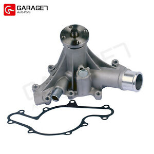Engine Water Pump Fit 89 95 Ford Thunderbird Mercury Cougar 3 8l Super Charged
