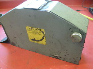 Mitsui Surface Grinder 250mh Wheel Guard For 12 Wheel