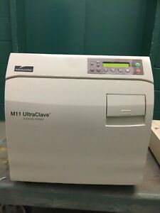 Ritter Midmark M11 Ultraclave 6 5 Gal Steam Autoclave M11