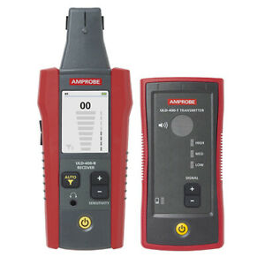 Amprobe Uld 420 Ultrasonic Leak Detector With Transmitter