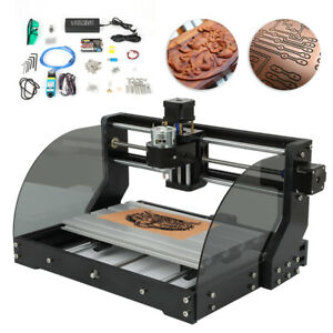 Grbl Control Cnc 3018 mx3 Machine Router 3 Axis Engraving Pcb Wood Diy Mill