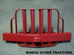 New Front Bumper For International 274 Or 284 Tractor Usa Made