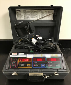 Bacharach Combustion Analyzer Model 300