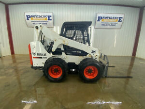 Bobcat S650 Wheeled Skid Steer Loader