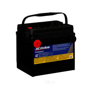 Battery Gold Dual Terminal Acdelco Pro 75dtpg