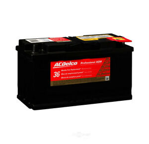Battery Automotive Agm Acdelco Pro 49agm