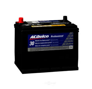 Battery Silver Acdelco Pro 124rps