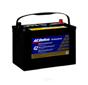 Battery Gold Right Acdelco Pro 27pg