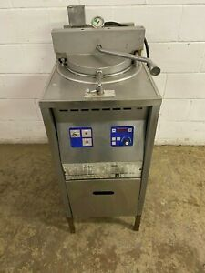 Broaster Pressure Fryer No Filtration 208 Volts 3 Phase Tested Broaster