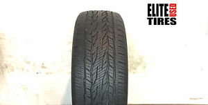 1 Continental Crosscontact Lx20 P275 55r20 275 55 20 Tire 9 5 32