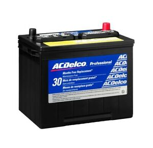 Battery Silver Acdelco Pro 24rps