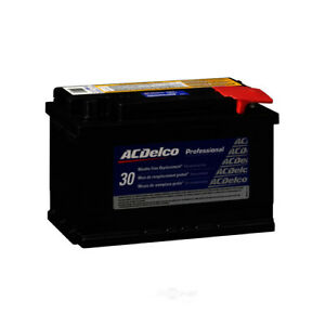 Battery Silver Right Acdelco Pro 91ps