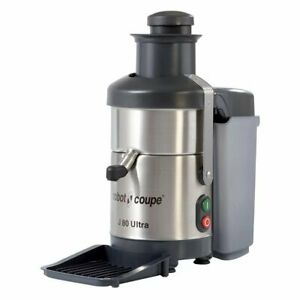 Robot Coupe J80 Ultra Table Top Centrifugal Juicer