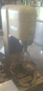 Hobart M802 Commercial 80 Qt Floor Mixer 208v 3ph Free Shipping 30 Day Warranty