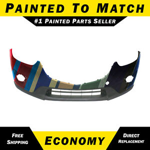 New Painted To Match Front Bumper Cover Fascia For 2013 2016 Mazda Cx5 13 16