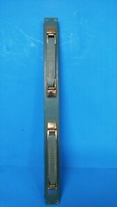 Tektronix 500 Series Leather Handle Near Perfect T Bar 545 585 547 535 502 H3
