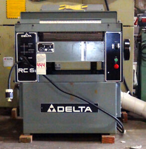 Delta Rc51 3 Phase 20 Inch Wood Planer For Woodworking new Lower Price