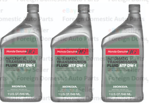 Automatic Transmission Fluid 082009008 Fits Honda Accord Civic Atf Oil Z1 Dw1