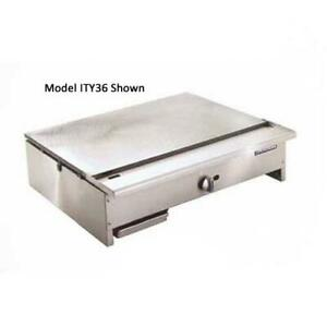 Imperial Ity 60 60 Teppan Yaki Griddle