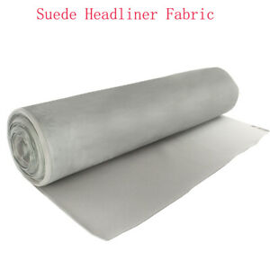 Headliner Flannelette Foam Backing Top Liner Re Upholstery 72 X60 Micro Suede