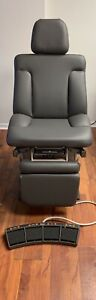 2001 Midmark 75 Evolution Procedure Chair With New Upholstery Inside Delivery