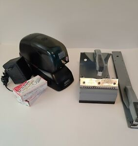 Electric Stapler Professional Rapid 5080e W staples And 2 Free Extra Staplers