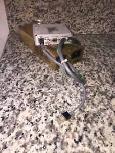 Edwards G1946 80032 Turbo Pump Power Supply With Lon Interface D39643000