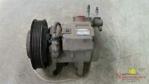 2009 Jeep Grand Cherokee Ac A c Air Conditioning Compressor