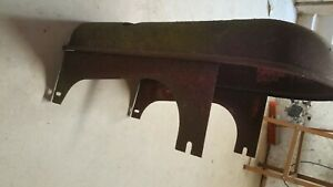Massey Harris Pony Tractor Hood Good Condition No Holes Or Damage