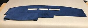 1988 1989 1990 1991 1992 1993 1994 Gmc Sierra Dash Cover Navy Blue Velour