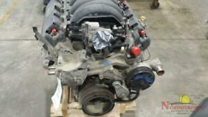 2015 Chevy Tahoe Engine Motor Vin C 5 3l