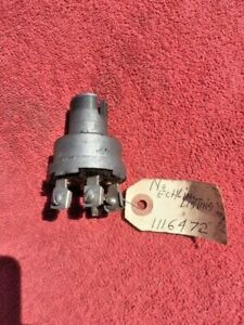 1953 1954 1955 1956 Pontiac Chieftain Star Chief Nos Ignition Switch 1116472