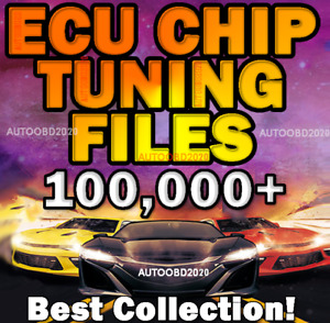 Ecu Chip Tuning Files 100 000 Remap Database Software To Work With