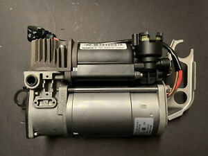 New Oem Porsche Cayenne Vw Touareg Wabco Air Suspension Compressor 2003 2010