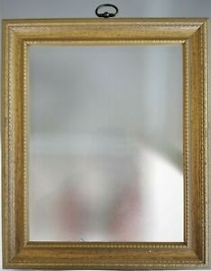 8 X 10 Wooden Picture Frame Painting Frame Ornate Gold Finish Wood