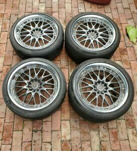 Volk Racing Wheels Gtu 18 Extremely Rare Wheels