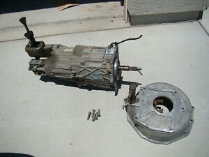1989 1996 Corvette Zf 6 speed Transmission Shifter Bellhousing San Diego Ca