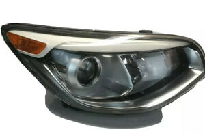 2014 2015 2016 Kia Soul Projector Led Accent Front Right Oem Headlight 14 15 16