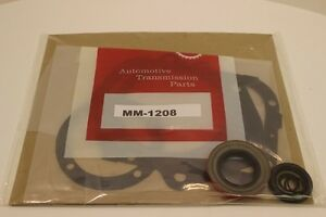 Saginaw Manual Transmission Gasket Seal Kit Gm 344002 Gsk 115 3 4 Speed