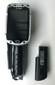 Zebra Tc8000 Handheld Touch Mobile Barcode Computer Scanner 3 934