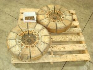Ford Tractor Pie Weights 8n 600 800