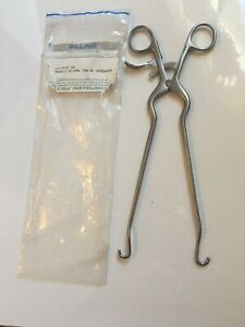 Pilling 61 995 Morris Mitral Valve Spreader Surgical Instruments New
