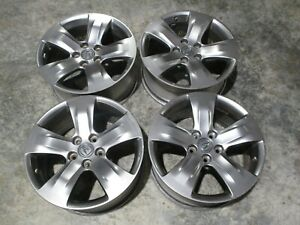 18 Acura Mdx 2007 2008 2009 Factory Oem Rim Wheel 71760 Hyper Super Nice Set 4