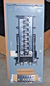 New Square D Homeline 200 Amp Main Breaker Electrical Panel 40 Circuit 30 Spaces