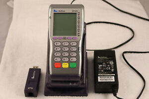 Verifone Vx670 Wireless Payment Device Stand charger And Power Cord
