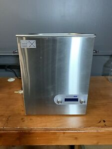 Shield Ultrasonic Cleaner 10l Barely Used Unit Heating Digital 25khz