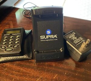 Supra Inerlogix Display Key With Charger Bundle For Real Estate Use read
